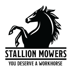 STALLION MOWERS / YOU DESERVE A WORKHORSE